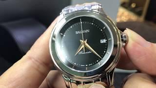 Đồng hồ Balmain Eria Gent automatic Swiss made - Thương hiệu Pierre Balmain là một thương hiệu thời trang có tên tuổi và có...