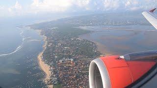 Video Beautiful Bali Views!! Takeoff Bali-Denpasar on Indonesia AirAsia Airbus A320 MP3, 3GP, MP4, WEBM, AVI, FLV Juni 2018