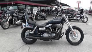 6. 324676 - 2009 Harley Davidson Dyna Street Bob   FXDB - Used motorcycles for sale