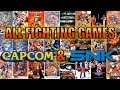 All Fighting Games of CAPCOM n SNK (1991-2000)