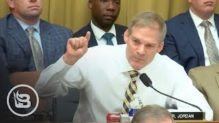 "Jim Jordan GOES OFF on Dems' Over ""Scary"" Gun Confiscation Bill"