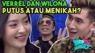 Download Video VERREL DAN WILONA - PUTUS ATAU MENIKAH? | WOW BANGET (26/02/19) PART 2 MP3 3GP MP4