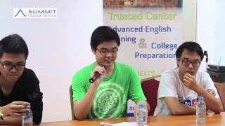 Phần 7.4: Chia Sẻ Kinh Nghiệm Học Và Thi SAT - Lựa Chọn Tài Liệu SAT