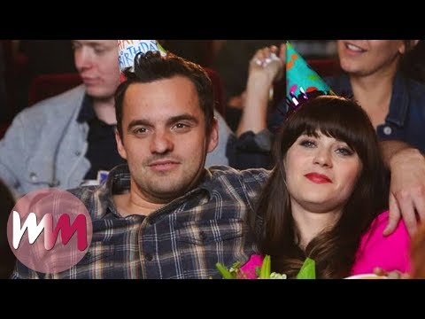 Top 10 Unforgettable Nick & Jess Moments on New Girl