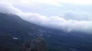 Gudalur India  city photos gallery : Very cloudy 'Needle rock' hill view point - Gudalur, India