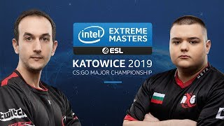 CS:GO HIGHLIGHT - NRG vs. compLexity  [Cache] Map 2 Swiss Ro3  -  Legends Stage -  IEM Katowice 2019