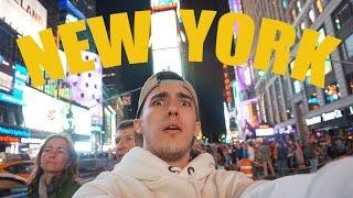 HOOOOLA HOOLAAA CHICOS QUE TAAAAL?!!Aqui el vlog en Nueva York que algunos de vosotros os esperabais, pero el primer vlog viajando conmigo chicos!!! espero que os guste todo muchisimo, y como se hacia muy largo lo he dividido en dos partes. Darle likeaso y la semana que viene tendreis la segunda parte!!Un beso pussino y nos vemos en el proximo video, se acaboooooo...PD: antes de la parte 2, tengo pensado subiros un video de vape, decirme que tal.