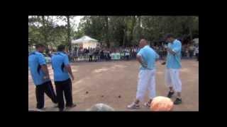 Gueret France  City pictures : Championnat de France doublette 2012 à Guéret
