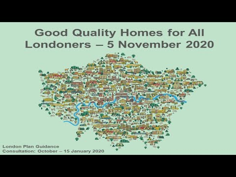 'Good Quality Homes for All Londoners' - 5 November 2020 - Overview for Boroughs