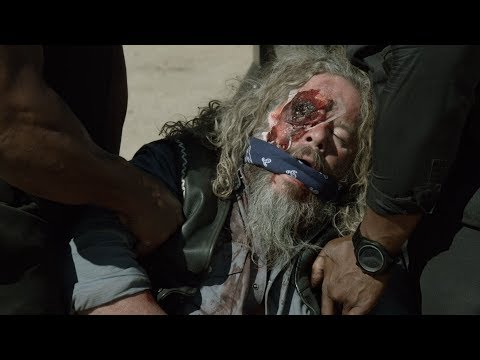 Sons Of Anarchy - Bobby Dies (HD)