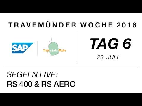 Segeln: Travemünder Woche 2016 - Tag 6 28.07.2016