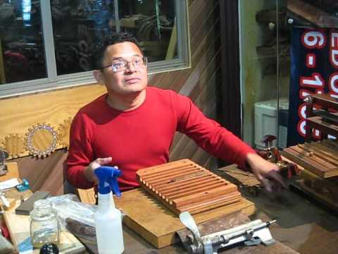 Cuban Cigar Master Hand Rolling Workshop