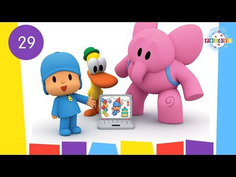 POCOYO WORLD: A Surprise for Pocoyo (EP29)  30 Minutes with close caption
