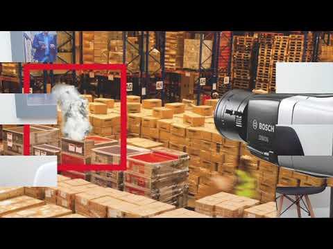 Presenta Bosch tecnología contra fuego e intrusos