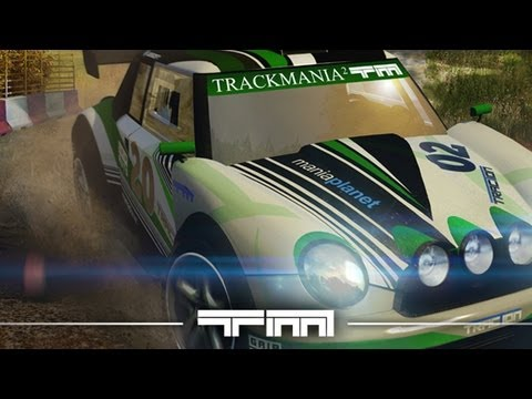 TrackMania² Valley - Announcement Trailer [OFFICIAL]