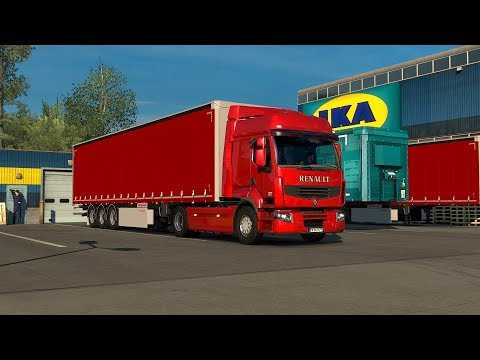 Renault Premium reworked Stock Sound v1.0