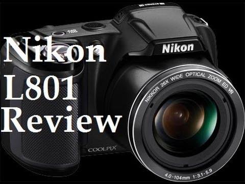 NIkon L810 Review