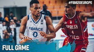 Re-watch the Quarter-Final between France and Serbia at the FIBA U20 European Championship 2017. ▻▻ Subscribe:...