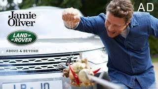 Cooking a Chicken with my Car | Jamie Oliver & Land Rover Part 3 | AD by Jamie Oliver