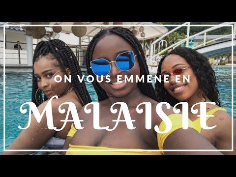 VLOG SUMMER 2018 - JE VOUS EMMENE EN MALAISIE , LANGKAWI (Part 1)