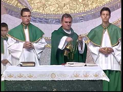 2017-06-25 Vasárnapi szentmise a Gazdagréti Szent Angyalok Plébánián