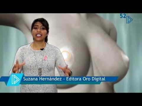 #52segundos - Octubre, mes de la lucha contra el cáncer de mama