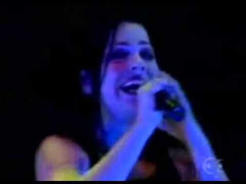 Evanescence - Going Under @ SonicMania Festival, Tokyo 2004