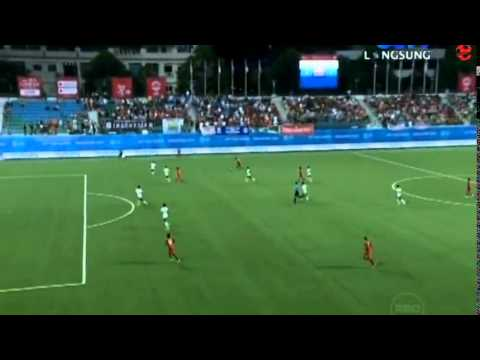 Highlights Indonesia U23 vs Myanmar U23 Sea Games 2015 (02/06/2015)
