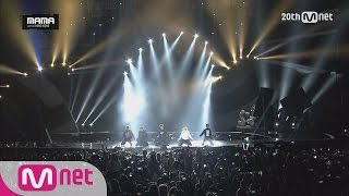 [EXO-LIGHTSABER + Drop That] KPOP Concert MAMA 2015 | EP.2