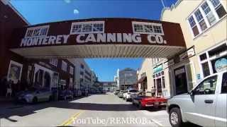 Monterey (CA) United States  city photo : Driving Monterey, California