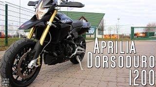 9. Aprilia Dorsoduro 1200 | Startup | Rev | Walk around | Drive by | Sound