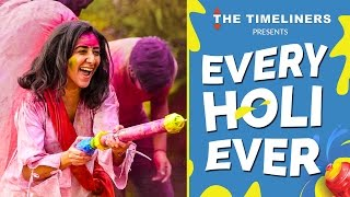 Video Every Holi Ever | The Timeliners MP3, 3GP, MP4, WEBM, AVI, FLV Januari 2018