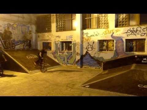Industrial Indoor Skatepark Fabrica Reopening