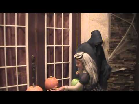 Sehr witziger Halloween Streich :D