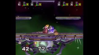 How to Wobble in Super Smash Bros. Melee with Controller Inputs