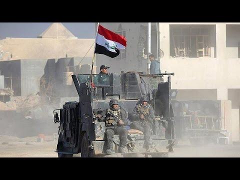Ιράκ: Χάνει έδαφος το Ισλαμικό κράτος των Τζιχαντιστών – Σκληρές μάχες