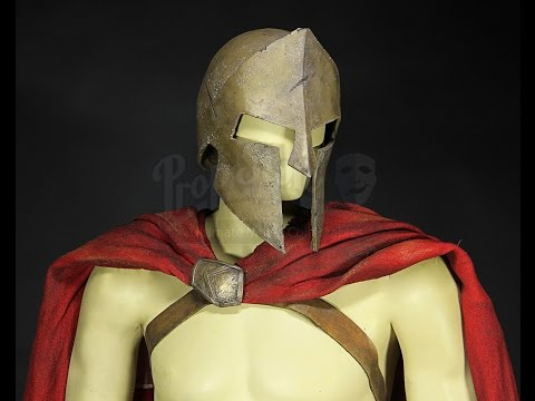 300 Spartans - Authentic Film Used Stelios Stunt Costume