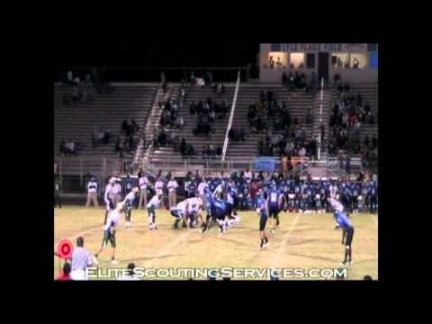 Eric Striker High School Highlights video.