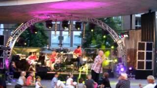 http://vanderburgt.eu Jack Vinders Limburgish anthem Limburgs Volkslied markt town square Kerkrade Kirchoa Wmc 2009 Wereld Muziek Concours World ...