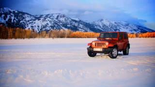 2011 Jeep Wrangler Sahara - First Drive