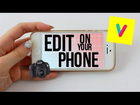 How To Edit Videos On Your Phone (видео)