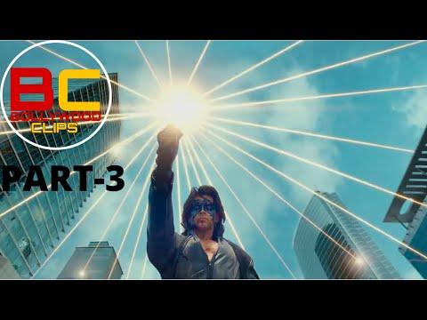 Krrish Vs Kaal Fight Scene Part 3 || Krrish 3 Clips In 1080p || Hrithik Roshan , Priyanka Chopra