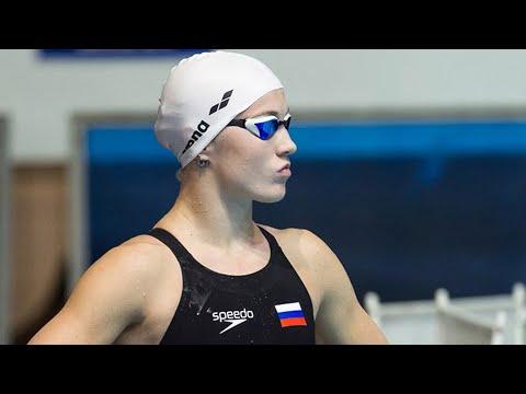 Чемпионка России по плаванию, звезда Tik-toka и бакалавр ТюмГУ. Софья Сподаренко на самоизоляцию вообще ни разу не скучала