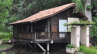 Janda Baik Malaysia  city photos gallery : Danau Daun Chalets, Kampung Janda Baik, Pahang, Malaysia