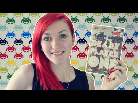 READY PLAYER ONE by Ernest Cline | BOOK REVIEW
