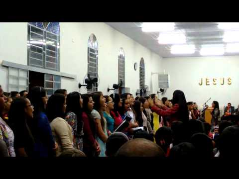 Congresso de adolescentes em Lajedo