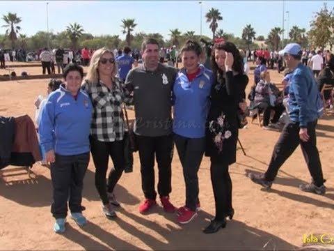 Entrevistas: VI Open Internacional de Petanca Isla Cristina