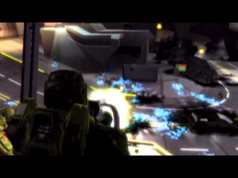 Halo 2 - E3 2003 Gameplay Demo Trailer [HD]