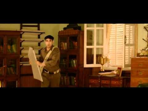 Bollywood Movie - Deewaar - Action Scene - Sanjay Dutt - Khan Kills Evil Ejaz