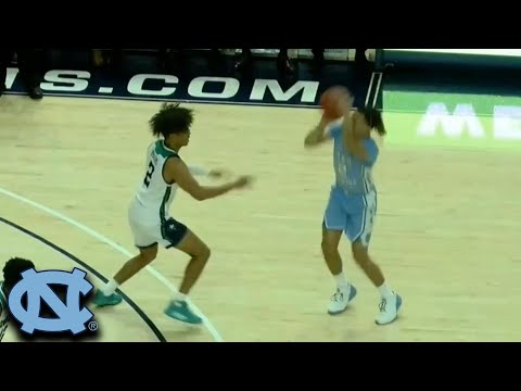 North Carolina's Cole Anthony Fantastic vs. UNCW